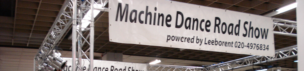 Machinedance of Dance Dance Revolution door Leeborent